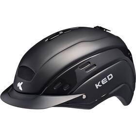 KED Cocon Helmet Black